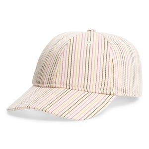 Madewell Multi Striped Baseball Hat